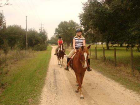 Trail Riding FAQ