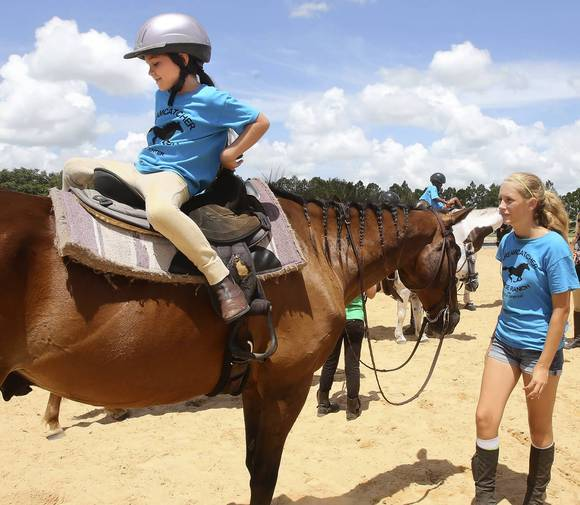 DreamCatcher Horse Ranch Summer Camp – Orlando Sentinel